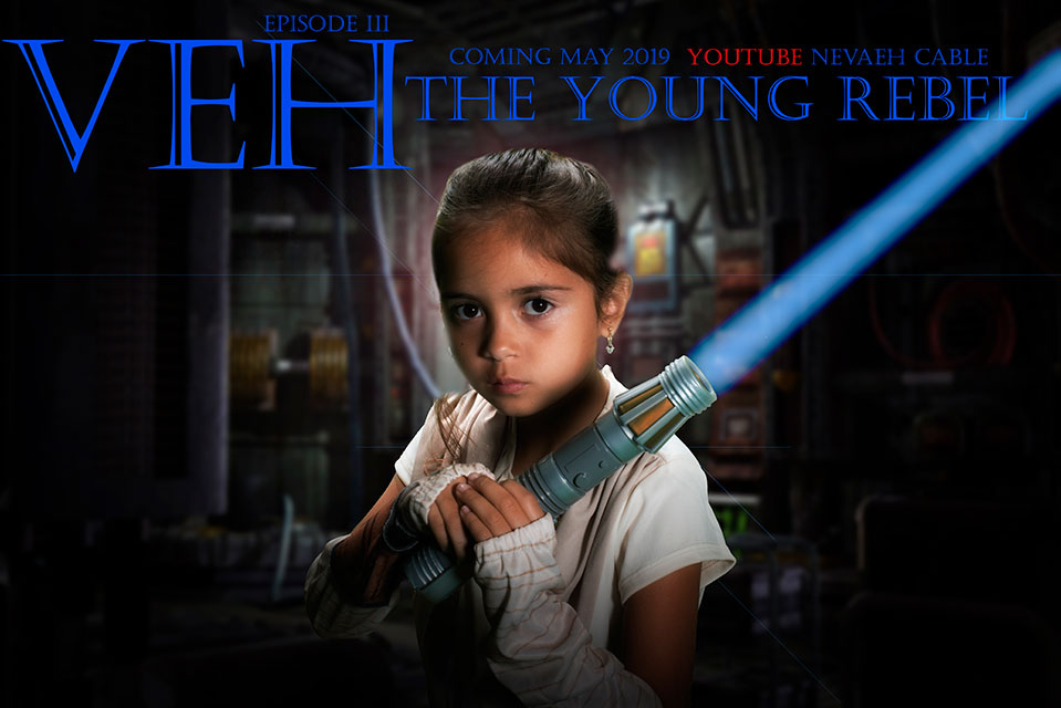 VEH The Young Rebel Star Wars Like Web Series