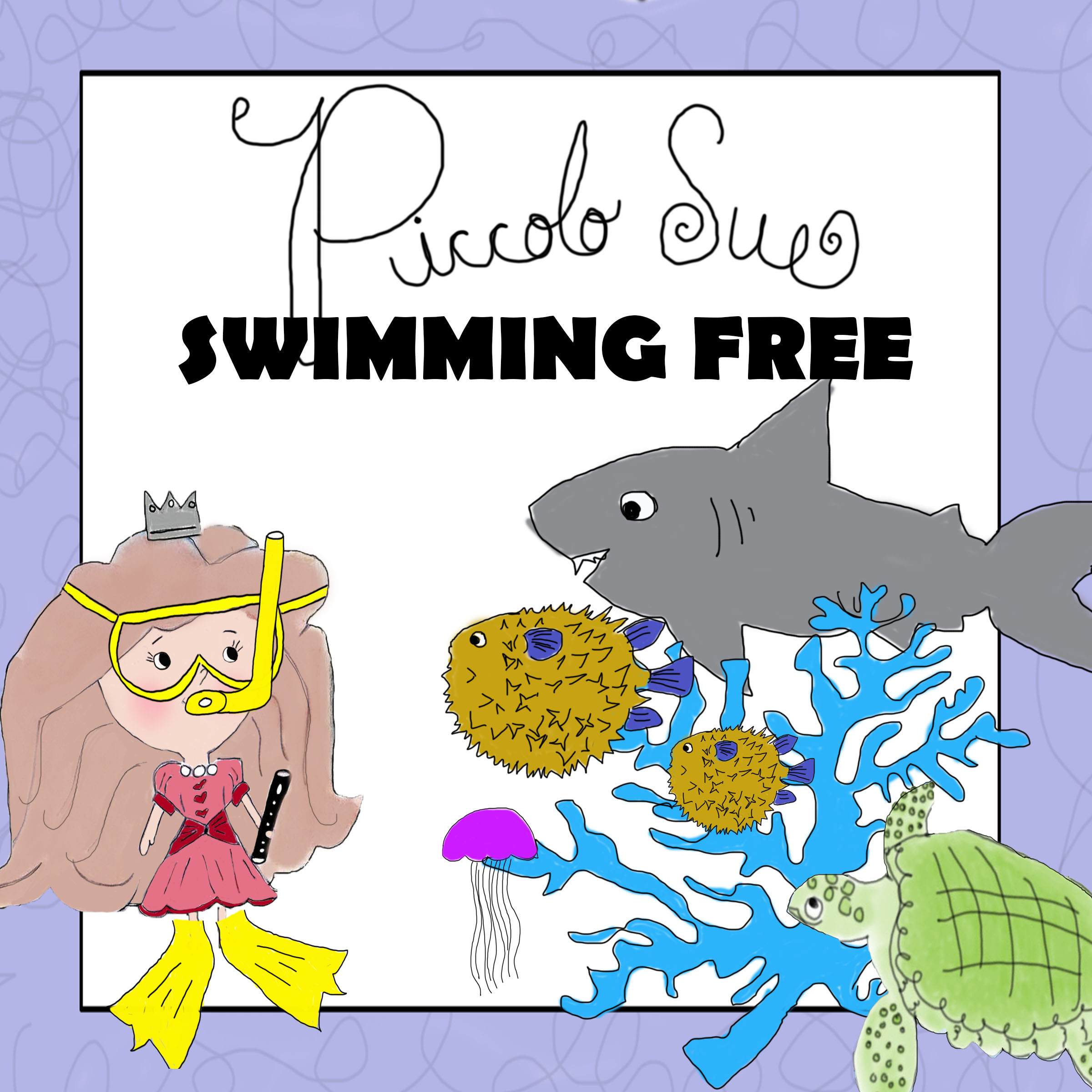 Song VIDEO: Swimming Free