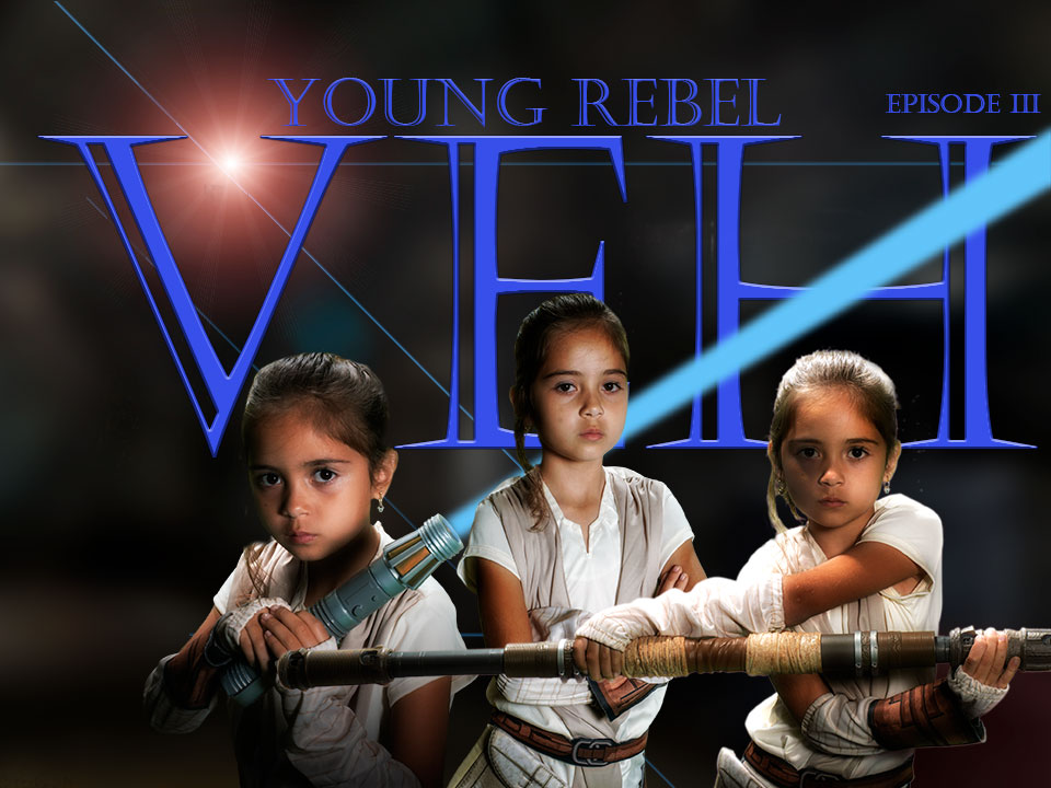 VEH The Young Rebel Episode III Star Wars like Web Series