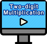 Two Digit Multiplication by RoomRecess.com
